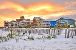 beach houses at gulf shores
